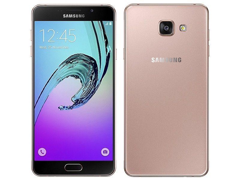 Samsung GalaxyA3 (2016)