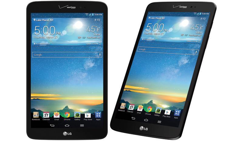 مميزات وعيوب ومواصفات جوال LG G Pad 8 3 LTE | ياقوطة MobiHub