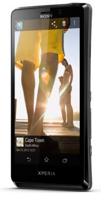 Sony Xperia T LTE