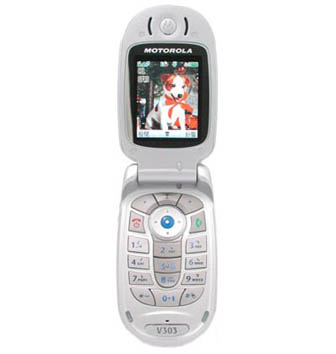 Motorola-V303