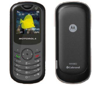 Motorola-WX180