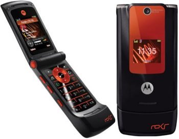 Motorola-ROKR-W5