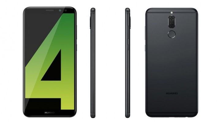 5c8223683 استعراض Huawei Mate 10 Lite هاتف الأربع كاميرات