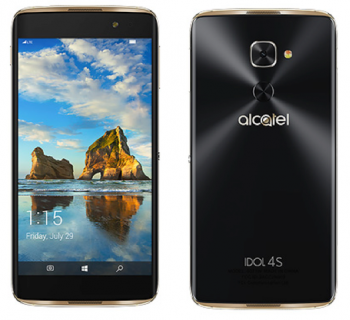 alcatel Idol 4s Windows