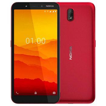 Nokia-C1-Red