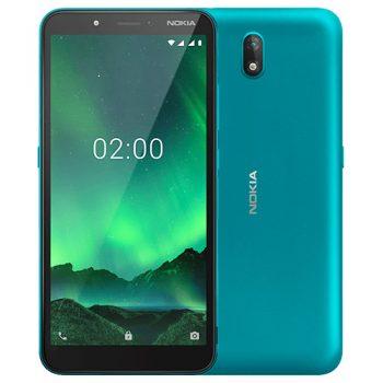 Nokia-C2-Cyan