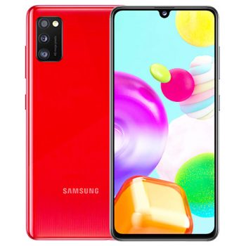 Samsung Galaxy A41 Prism Crush Red