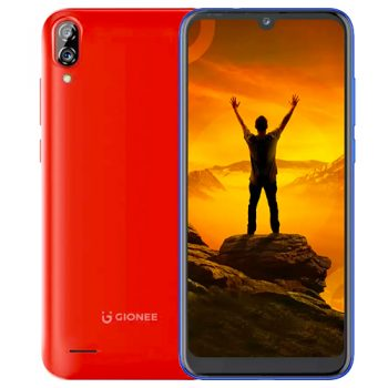 Gionee Max Red